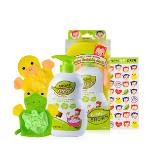 [DAYCELL] Lime&Brown Baby Bubble Bath 500ml - Special Care Professional Cosmetics, DAYCELL!