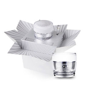[DAYCELL] MEDI LAB Snail Whitening Dual Ampoule Cream 50ml - Special Care Professional Cosmetics, DAYCELL!